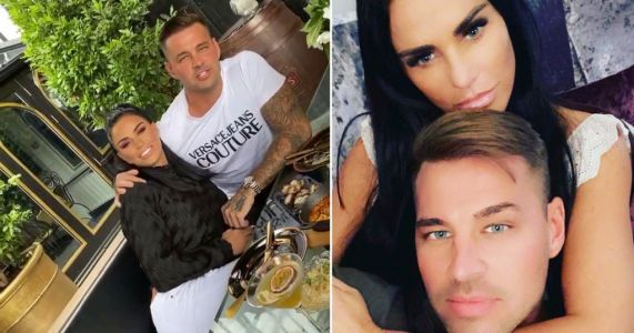 Katie Price defends new relationship with boyfriend Carl Wood as the couple go Instagram official