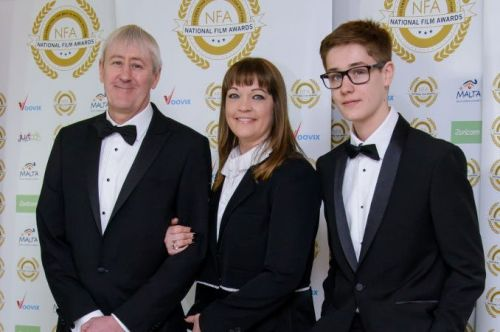 Only Fools And Horses star Nicholas Lyndhurst's son Archie dies aged 19
