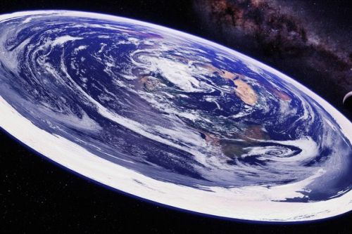 'Flat earth' activist worries controversial views could put him and his family in danger