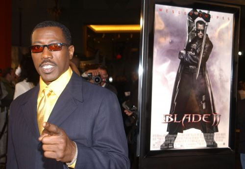 Blade's Wesley Snipes 'all good' with Marvel's Mahershala Ali reboot as he urges fans to 'chillaaxx'