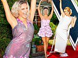 The Voice Kids: Pixie Lott and Paloma Faith dress up for stunning garden shoot