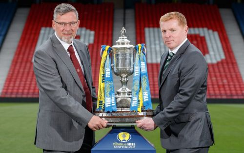Hearts vs Celtic, Scottish Cup final - live score and latest updates