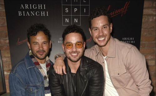 Ryan Thomas and brothers Adam and Scott to explore Indian family history for new TV show