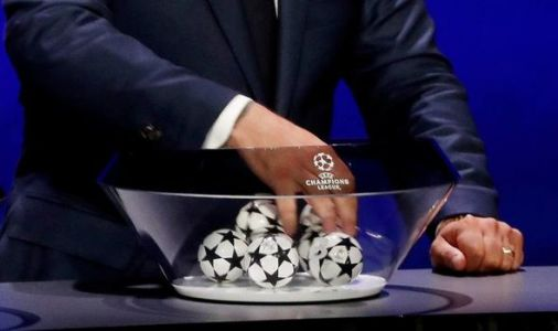 Champions League draw: Who could Man Utd, Liverpool, Chelsea, Man City face? Full details
