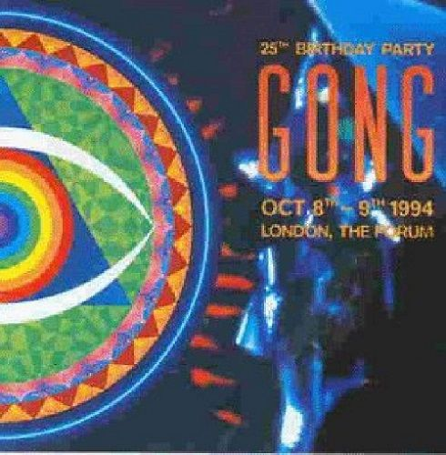 Gong - The Birthday Party