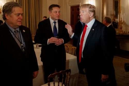 Elon Musk says campaign donations from oil and gas companies 'limit' Trump's support for Tesla and electric vehicles
