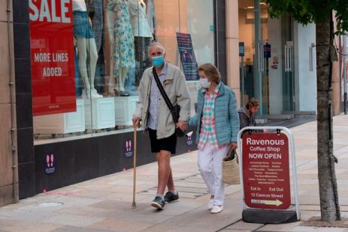 High Streets could turn into 'ghost towns' under local lockdowns, warns Labour