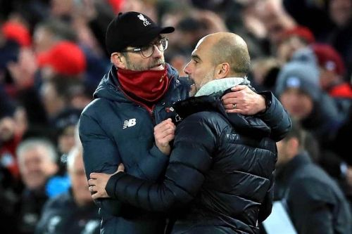 Pep Guardiola's love-hate relationship with Liverpool has put City on the brink
