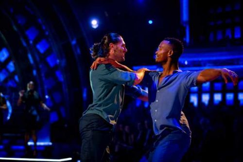 Strictly same-sex dance sparks nearly 200 complaints to BBC