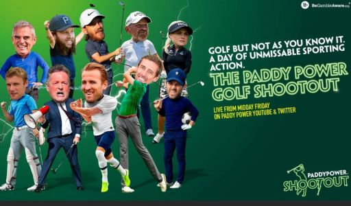 Paddy Power golf shootout: Start time, live stream FREE as Piers Morgan, Harry Kane, Jamie Redknapp and more do battle