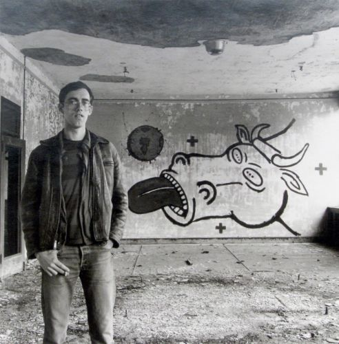 That time David Wojnarowicz joined a band