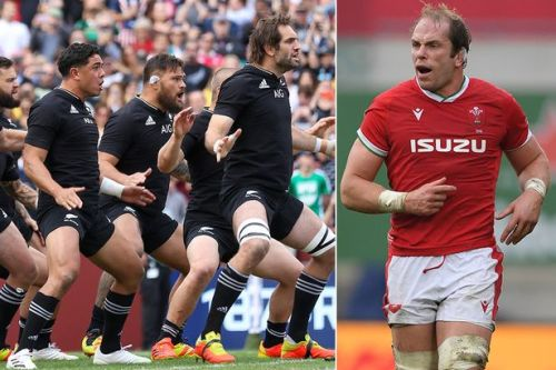 Alun Wyn Jones to break Richie McCaw's cap record as Wales name team to face New Zealand