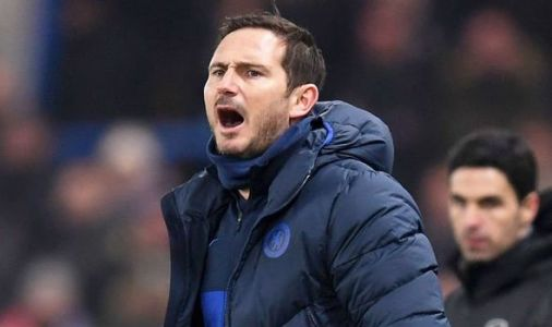 Chelsea boss Frank Lampard slams stars after Arsenal draw - 'People not doing their jobs'