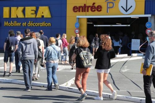 IKEA ordered to pay €1million fine after being found guilty of snooping on staff
