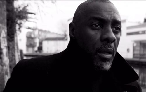 Idris Elba looks back to look ahead with new 'Gospel 21' freestyle