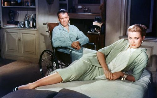 Join film critic Robbie Collin in a live watchalong of Rear Window on Tuesday March 7