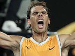 Rafael Nadal blitzes Stefanos Tsitsipas to reach fifth Australian Open final