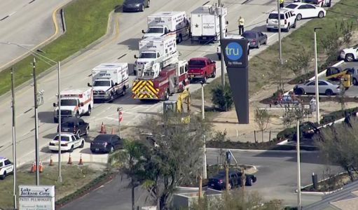 Florida bank shooting leaves five dead after gunman storms SunTrust branch in Sebring and takes hostages