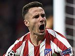 Manchester United 'ready to offer Atletico Madrid star Saul Niguez £150,000-a-week deal' this year