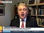 'Why do we have the worst death rate in the world?' Piers Morgan skewers minister Brandon Lewis