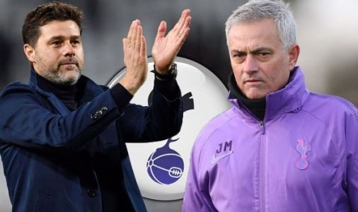 Jose Mourinho explains why he wants to 'do a Mauricio Pochettino' at Tottenham