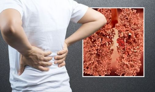Back pain: When your symptoms could be linked to cancer - signs to look out for