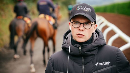 Joseph O'Brien: Time to get competitive at Fairyhouse on Saturday