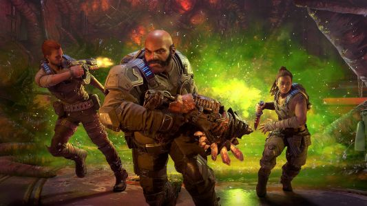 Gears 5 dethroned Fortnite on Xbox - but Steam player counts aren't great
