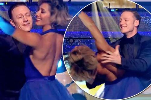 Strictly's Kevin and Karen Clifton dance together after marriage split and rumours of 'bitterness'