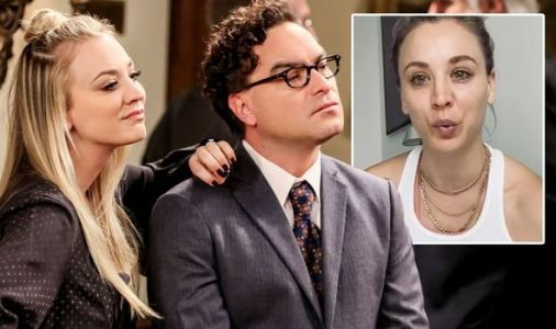 Big Bang Theory's Johnny Galecki dishes out cheeky swipe to co-star Kaley Cuoco 'I'm busy'