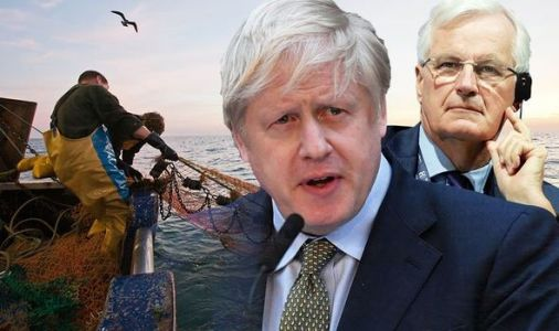 EU TO CAVE: Brussels 'will give up' fishing demands over UK waters - deal still on