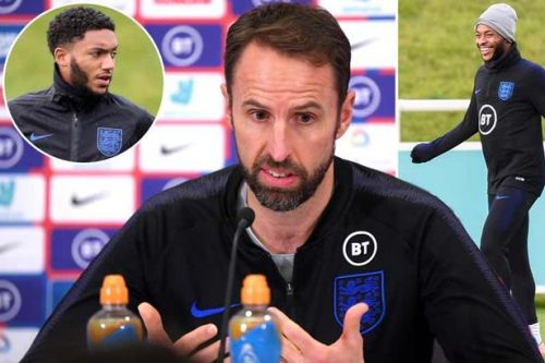 Gareth Southgate has thrown Raheem Sterling under a bus - his decision will split 'The Group'