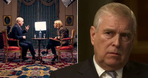 Prince Andrew 'was at Pizza Express' day accuser claims she was forced into sex with him