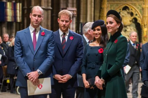 Queen, Kate Middleton and Prince William wish Prince Harry a 'very happy' 36th birthday on Twitter after turbulent year