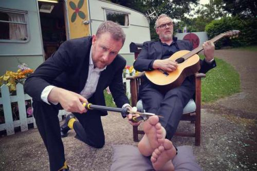 Taskmaster moves to new US home after early cancellation