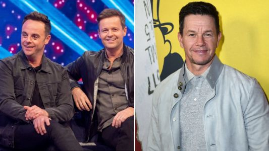 How old is Mark Wahlberg, does he have a new film out and what is he doing on Ant and Dec's Saturday Night Takeaway?
