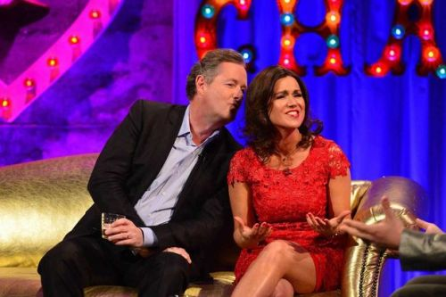 Piers Morgan's complicated relationship with Susanna Reid and love life jealousy
