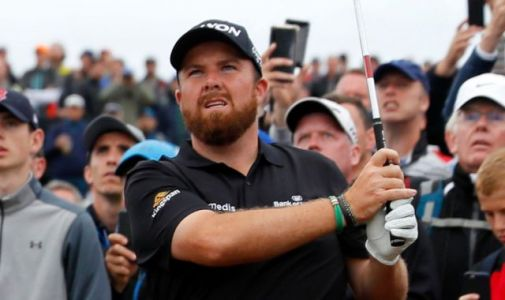 The Open: Shane Lowry shares halfway lead as Rory McIlroy fightback falls short