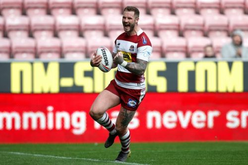 Zak Hardaker and Jackson Hastings selected as 24-man Great Britain squad is confirmed