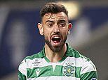 Manchester United could seal a deal for Bruno Fernandes TODAY