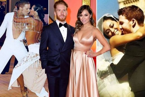 Neil and Katya Jones rocky marriage - cheating, sexual chemistry and secret cracks