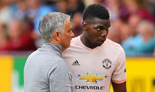 Paul Pogba: Manchester United boss Jose Mourinho backed to win Old Trafford battle