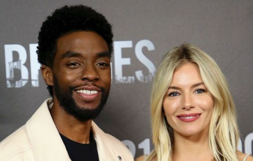 Chadwick Boseman took money out of his own salary for '21 Bridges' to boost Sienna Miller's pay