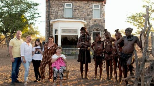 Scarlett Moffatt's Home Rebuilt In Africa As Family Relocate For Bizarre Channel 4 Series