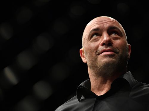 Bernie Sanders is embracing an endorsement from Joe Rogan, who's getting blasted for his past sexist and racist comments