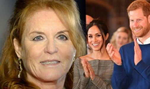 Sarah Ferguson reveals her real views on Harry and Meghan and offers them some advice
