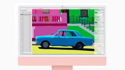 With the new 2021 iMac, Apple is back to its fun, retro best
