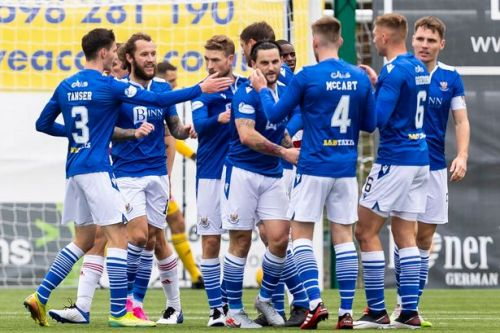 It will be a challenge getting a start, says St Johnstone striker Guy Melamed