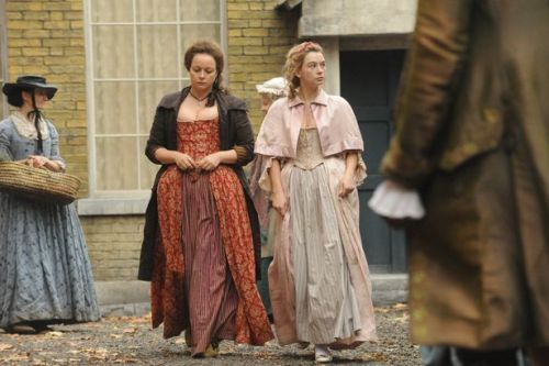 Fascinating history behind raunchy new BBC series Harlots