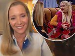 Lisa Kudrow had to google Smelly Cat ahead of the Friends Reunion